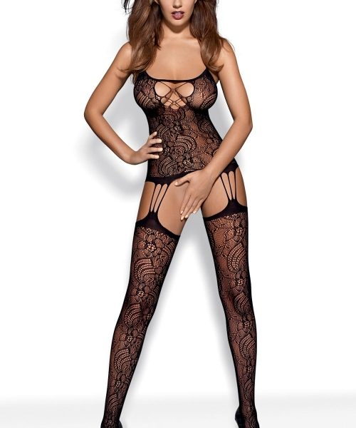 poza  Lenjerie sexy FOX – Bodystocking F208
