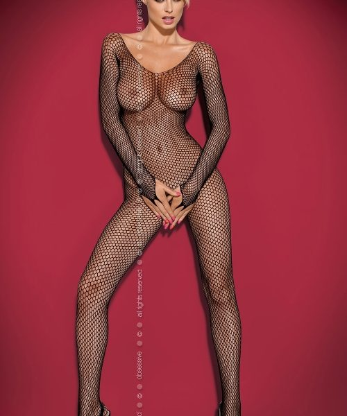 poza  Lenjerie sexy FOX – Bodystocking N109
