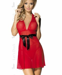 Poze produs Babydoll Sweet Dreams LD97 + CD Sensual Chill Lenjerie sexy LETS DUCK